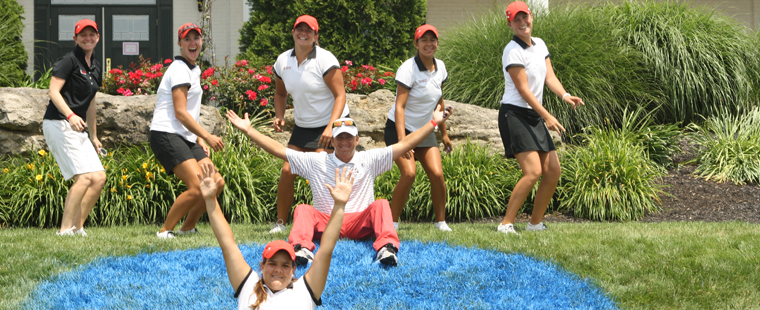 Bucs Claim 4th-Place Trophy at Women's Golf Championships