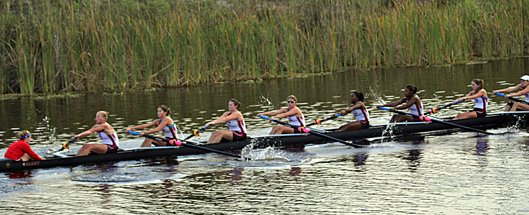 Buccaneers Finish Third In Rowing Heat At Nationals