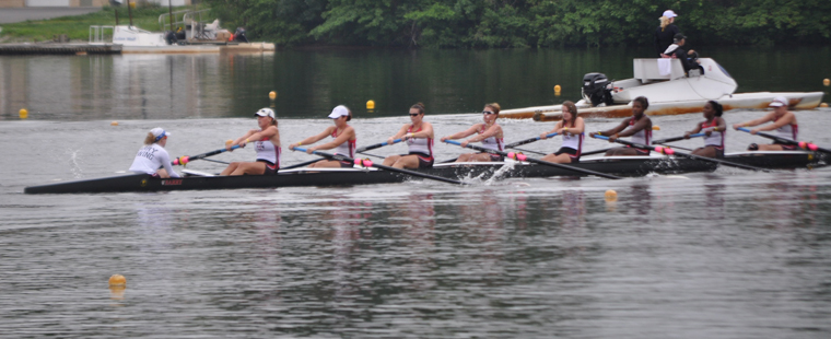 Bucs Rowing 4th in NCAA Semifinals