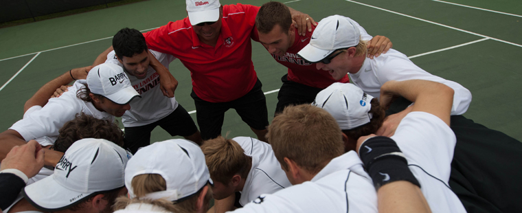 Men's Tennis Ranked 4th in Final Poll