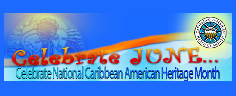 Monsignor William Barry Memorial Library celebrates Caribbean-American Heritage Month
