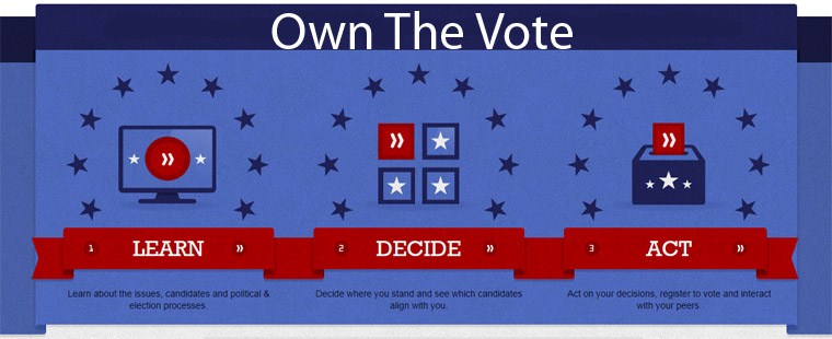 Own The Vote at Barry University