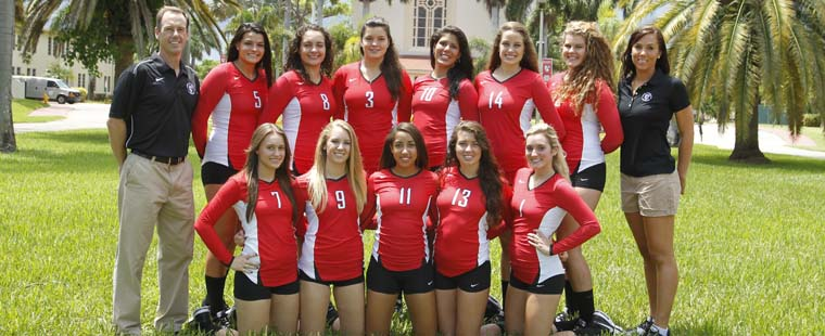 Volleyball Earns Academic Award
