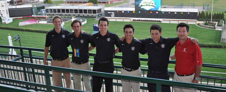 Men's Golf Collects GCAA All-Academic Team Honor
