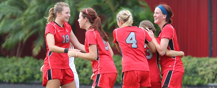 Women's Soccer Pegged Eighth In SSC Preseason Poll