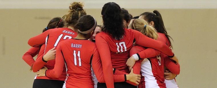 SSC Preseason Volleyball Poll Released