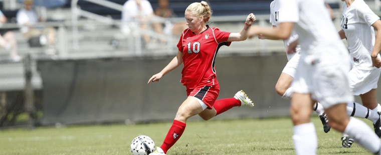 Women's Soccer Closes Preseason With Overtime Win