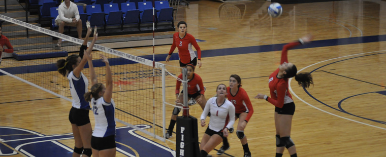 Volleyball Makeover Takes Aim in 2012
