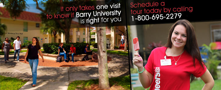 Visit Barry University