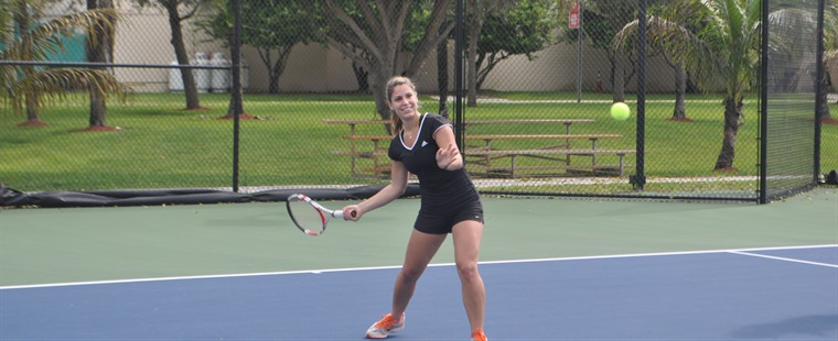 Women's Tennis Nets Oklahoma St. Transfer