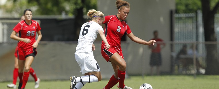 Women's Soccer Falls To Falcons In Season Opener