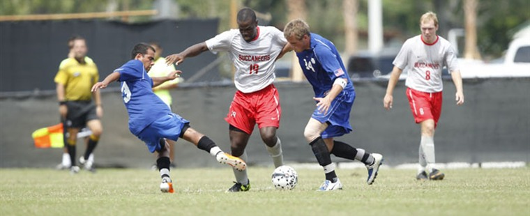 Men's Soccer Rebounds With Win Over Tusculum