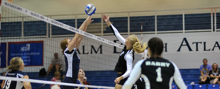 Latvian Love: Cielena Named to Volleyball All-Tourney Team