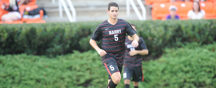 Men's Soccer Drops Home Opener