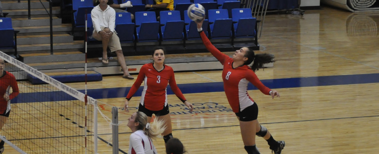 Volleyball Bids Farewell to Pure Michigan on High Note