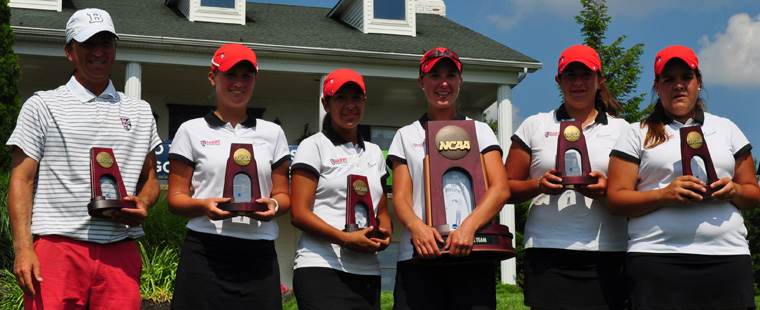 Women's Golf Ranked 7th in Nation
