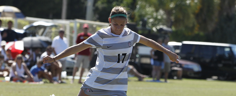 Women's Soccer Continues Domination Of St. Thomas