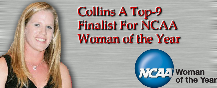 Collins Advances To Top-9 In Woman of the Year Competition