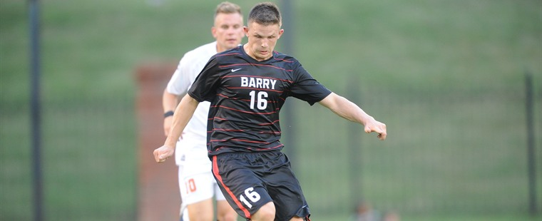 Men's Soccer Stumbles At Saint Leo
