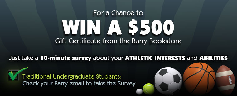 A chance to win a $500 Gift Certificate