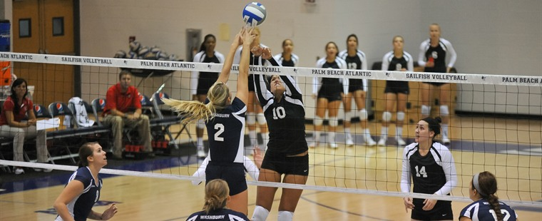 Volleyball Falls to FSC on Road