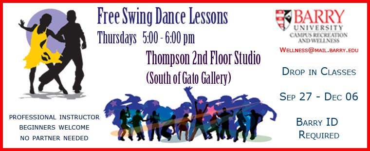 Free Swing Dance Lessons
