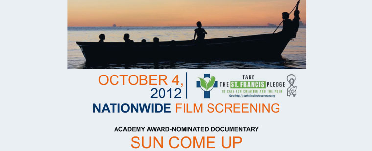 """Sun Come Up"" film screening"