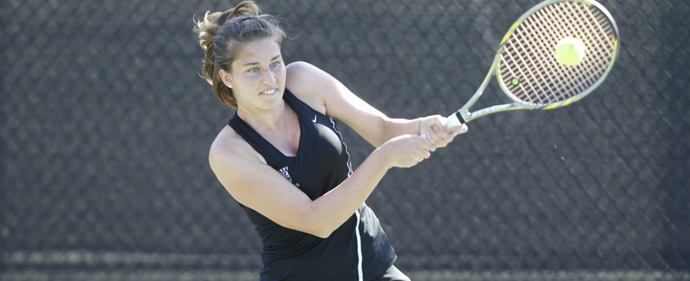 Women's Tennis Opens Play at ITA Regionals