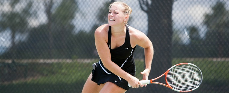 Women's Tennis Moves Into Semis at ITA