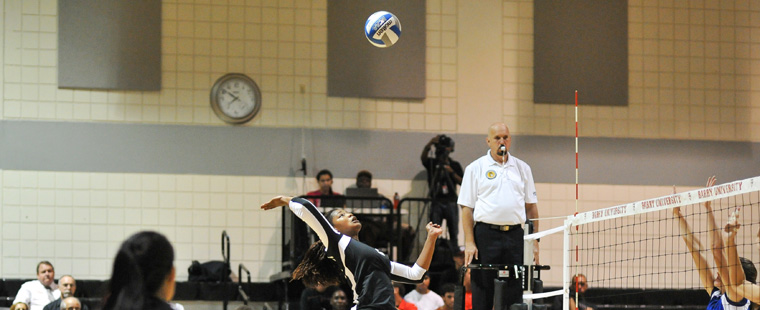 Volleyball Drops Second Straight at Home