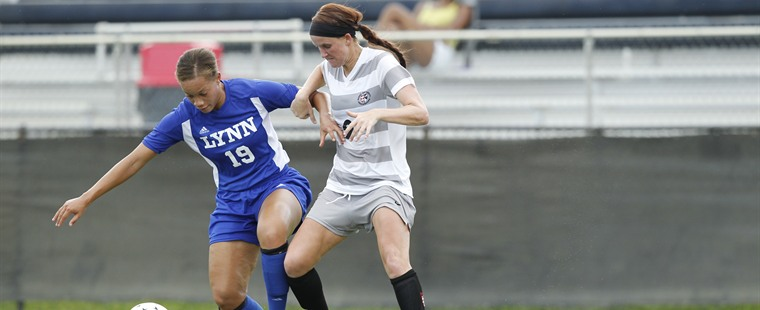 Women's Soccer Falls At Eckerd