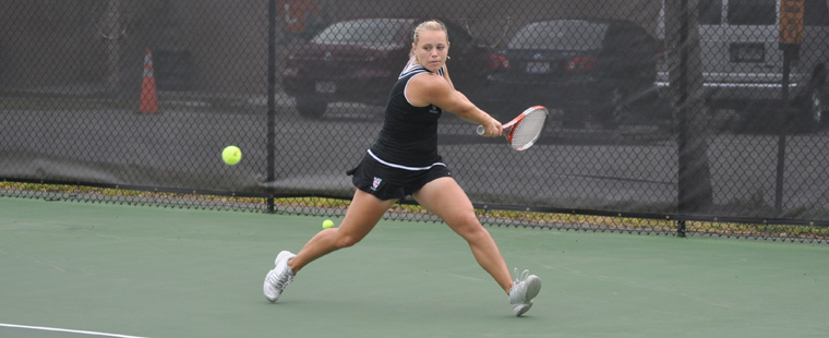 Matuszak Takes Runner-Up at Women's Tennis Regional