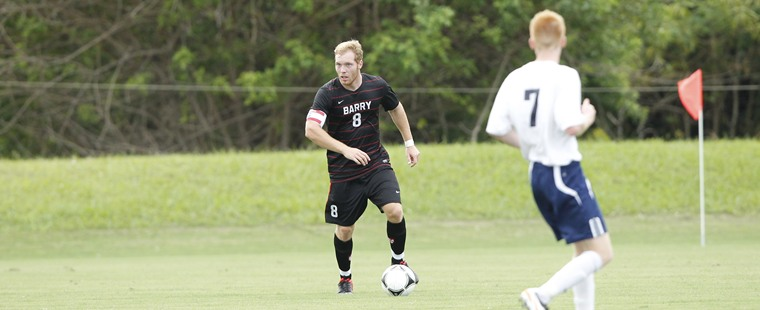 Men's Soccer Falls To Spartans