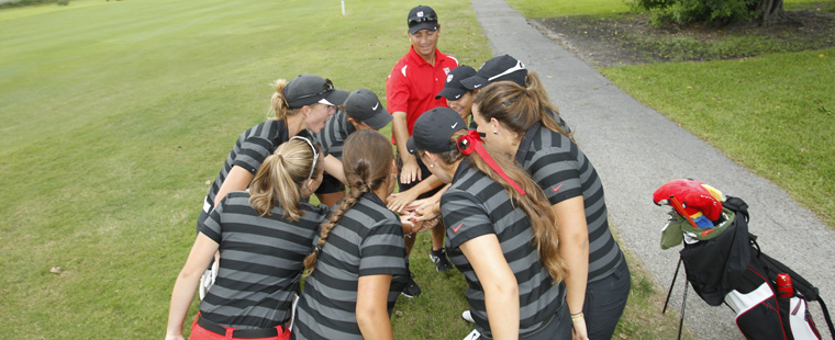 Women's Golf Ranked 4th in Country