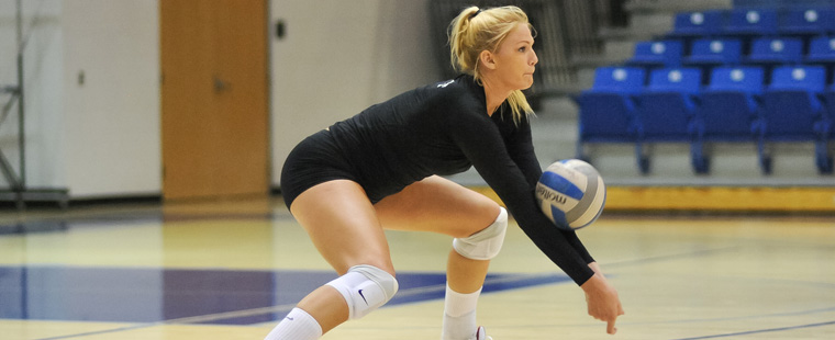 Bucs Volleyball Sweep Bentley in West Palm