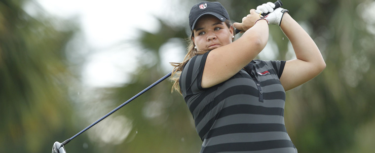 Women's Golf 3rd Following 306 at NSU Guy Harvey Invite