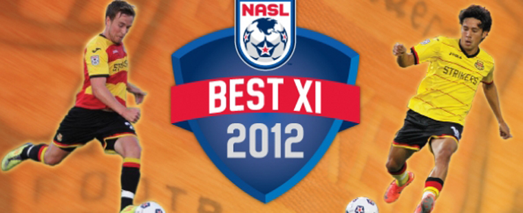 Former Men's Soccer Star Anderson Named To NASL Best XI