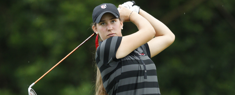 Women's Golf Finishes 4th at Nova Tourney