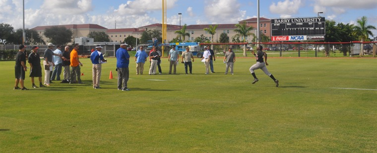 Baseball 14th Annual Scout Day Big Success