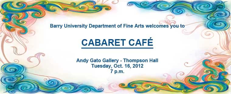 Cabaret Café