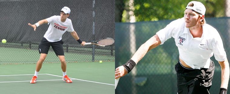 Men's Tennis Pair on to Finals ... Again