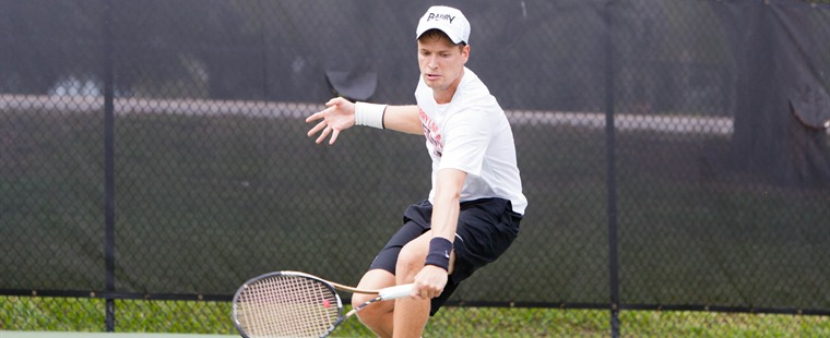 Mokrzycki, Groetsch Fall in ITA Men's Tennis Small College Finals
