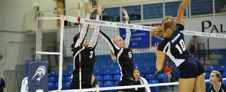 Barry Volleyball Drops Second Straight Road Match