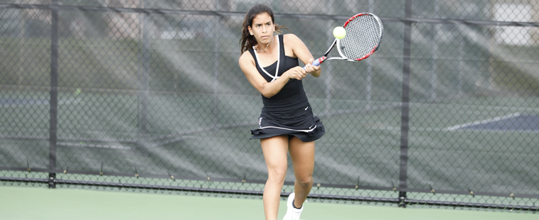 Mansour Falls in Women's Tennis Tourney Semifinals