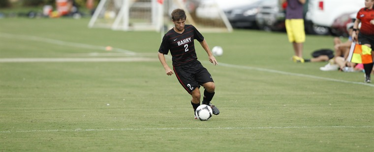 Men's Soccer Draws With Rival Sharks