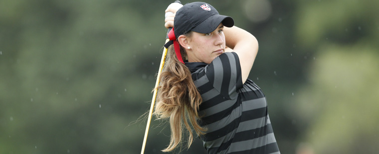 Women's Golf 4th at Saint Leo Invitational
