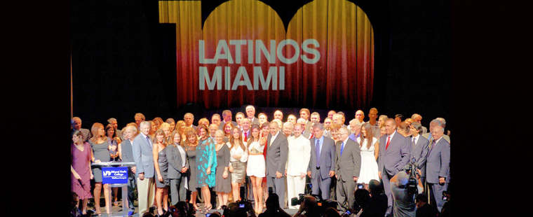 Dr. Tomislav Mandakovic named Top 100 Latinos Miami