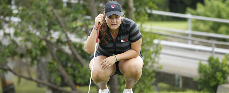 Bucs Women's Golf Finish 5th at Saint Leo Invite