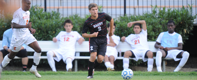 Men's Soccer Wins At Home Over Mocs