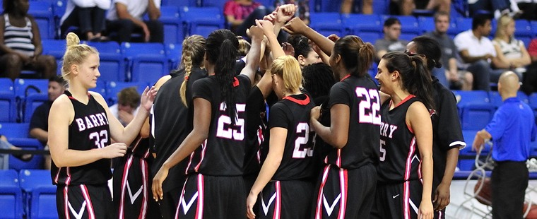 Women's Basketball Tabbed 8th In SSC Poll